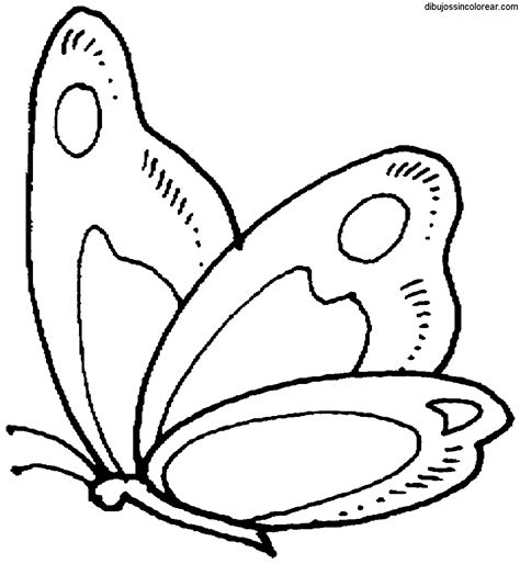 imagenes e mariposas para colorear free de mariposas coloring pages