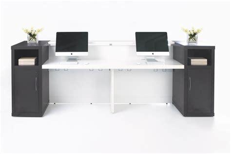 Reception Desks Perth Aston Modem Reception Counter Office Stock