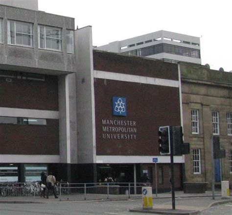 Manchester Metropolitan Mba Ranking by Mmu Manchester