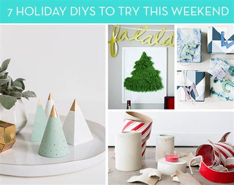 14 diy projects to try this weekend taryn whiteaker 7 diy project ideas for your weekend 187 curbly diy design