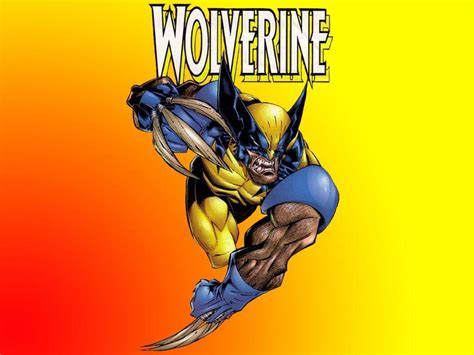 imagenes d wolverine wolverine comic wallpapers wallpaper cave