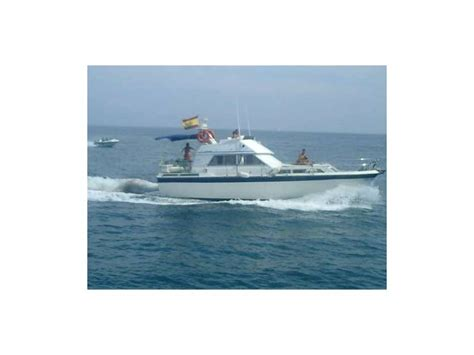 used boats for sale denia princess 41 in marina de denia power boats used 68666