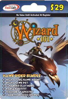 Wiki Gift Cards - item hawk rider bundle gift card wizard101 wiki