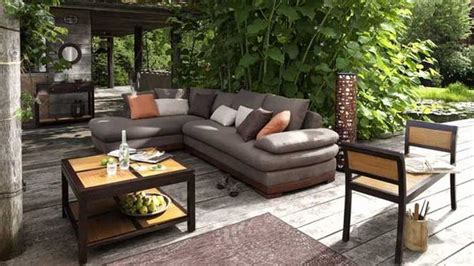 Comfortable Outdoor Patio Furniture by Comfortable Garden Furniture Designs For Your Outdoor