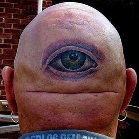 creepy eyeball tattoos 28 pics izismile com