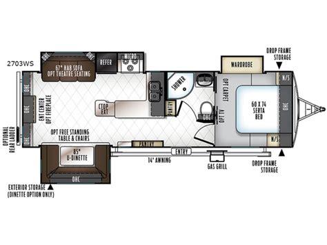 Rockwood Travel Trailers Floor Plans