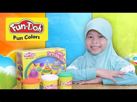Diskon Kitchen Peppa Pig Mainan Masakan Kitchen Set Anak Murah mainan anak doh birthday cake kreasi ku doovi