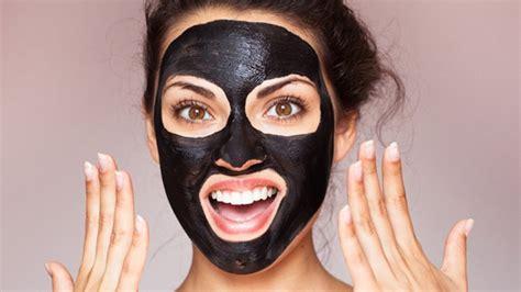 Masker Hitam 5 rekomendasi masker charcoal si hitam yang hype banget