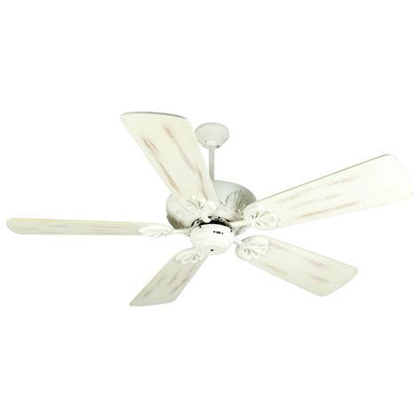 vintage white ceiling fan craftmade cordova antique white ceiling fan with 54 inch