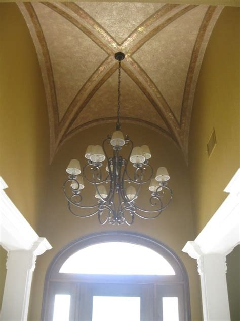 Groin Vault Ceiling by Gallery Groin Vault Ceiling