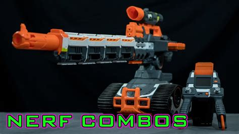 nerf terrascout nerf combos terrascout youtube