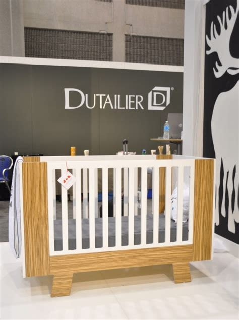 Dutailier Crib by Bed 171 Buymodernbaby