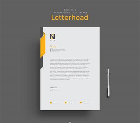 tips creating professional letterhead