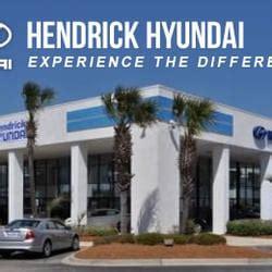 Hendrick Hyundai by Hendrick Hyundai Charleston Sc Yelp