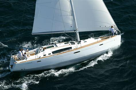 Floating Island Kitchen Beneteau Oceanis 46 Istion Yachting Greece