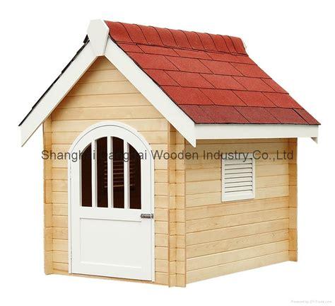 dog house shelter dog shelter wood dog house q0914 shanghai dangdai wooden china manufacturer