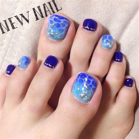 imagenes de uñas acrilicas azul rey ideas para decorar las u 241 as de azul mis u 241 as decoradas