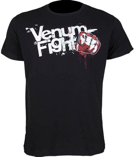 Venum American Fighter Shirt Black venum t shirts fall 2011 collection