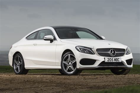 mercedes coupe mercedes c class coupe review parkers