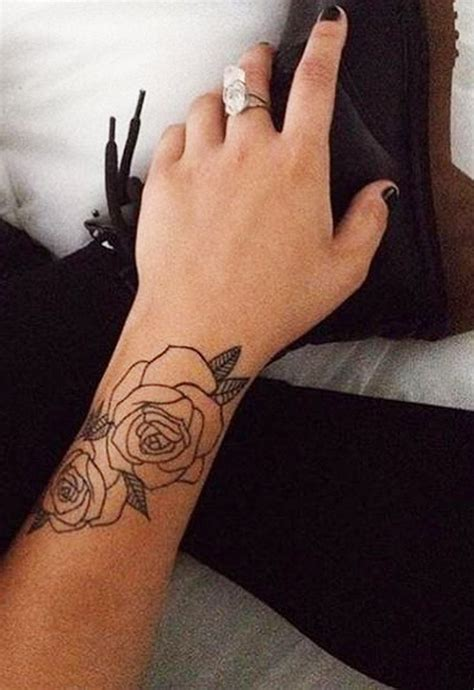 black rose tattoos for girls best 25 forearm ideas on forearm