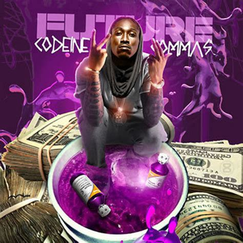 Kaos Rock Agains The Rick codeine commas mixtape by future hosted by dane foxx
