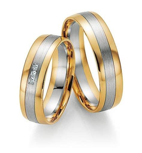 G Nstige Verlobungsringe Wei Gold by Eheringe Shop Bicolor Eheringe 585 Gelb Weissgold P3172349