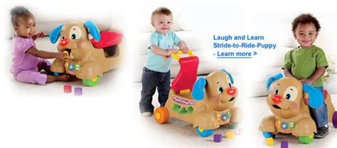 fisher price stride to ride puppy best toys 2012 all the best toys