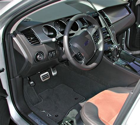 2010 Ford Interior by Image 2010 Ford Taurus Sho Interior Size 1024 X 914