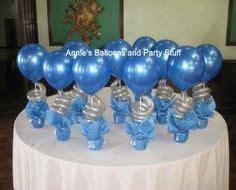 sea balloon centerpiece iloveballoons