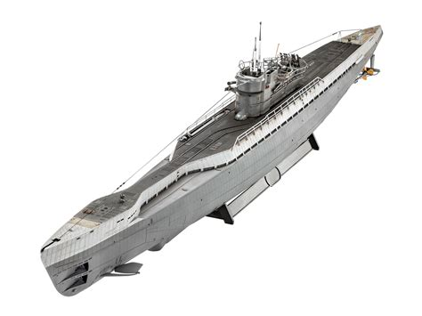 types of model boats revell german submarine type ix c 40