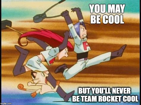 Team Rocket Meme - team rocket running imgflip
