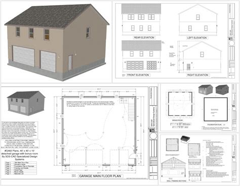 facing house plans 20x30
