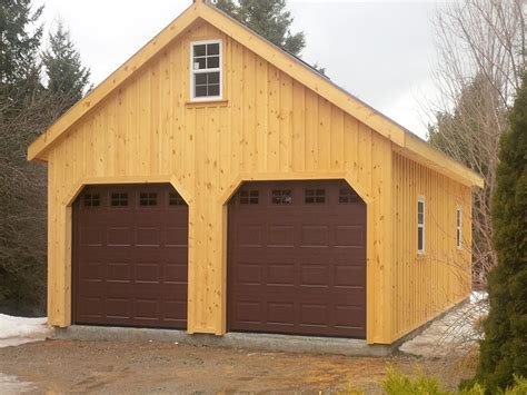 Garage Prebuilt by Storage Sheds And Garages Pre Built Storage Sheds And