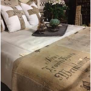 burlap bedding burlap and more
