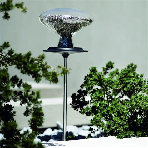 le sur pied design mangeoire oiseaux 224 pied bird table 5l zendart design