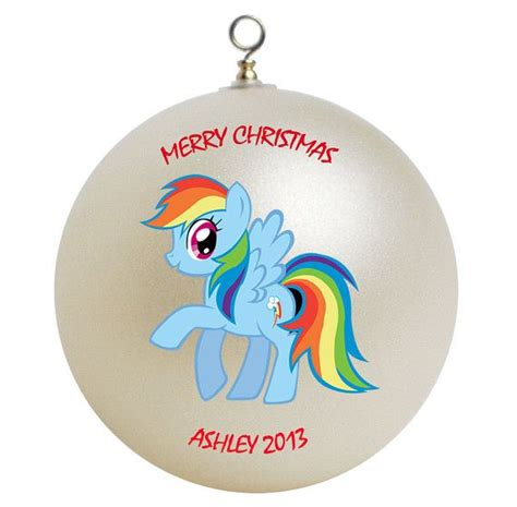 my little pony christmas ornament christmas crafts