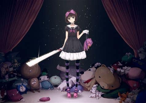 anime wallpaper yandere anime yandere soft shading anime girls 1414x1000 wallpaper