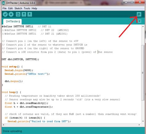 arduino code for dht11 dht11 arduino code