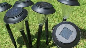 solar light cing how solar lights can light up your exterior save you