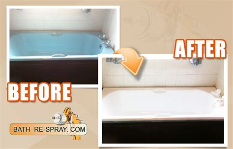bathtub respray bath respraying specialist all surface respray ireland