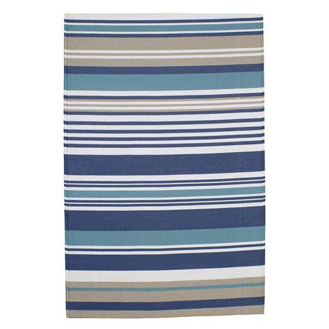 tappeto per esterno tappeto a righe da esterno in polipropilene 120 x 180