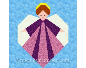 guardian angel quilt block paper pieced quilt patterns pdf