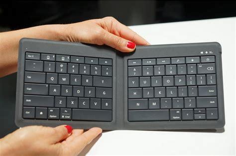 Keyboard Khusus inilah microsoft bluetooth keyboard yang khusus didesain untuk smartphone dan tablet winpoin