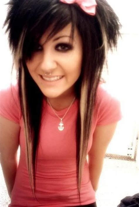emo hairstyles on pinterest punk haircuts emo hairstyles haircuts for girls