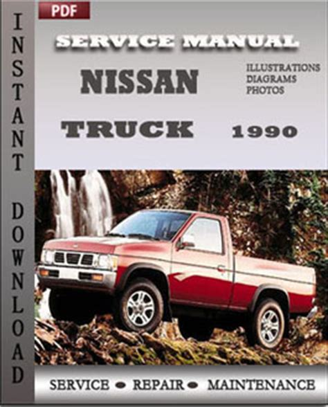 how to download repair manuals 1990 nissan datsun nissan z car electronic valve timing nissan truck 1990 service manual download servicerepairmanualdownload com