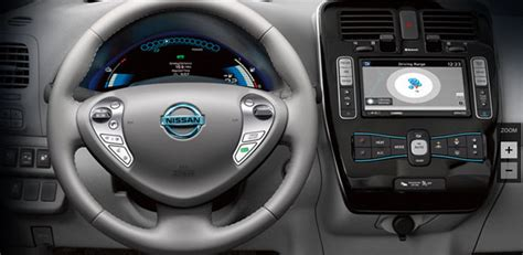 Alarm Mobil Nissan nissan leaf vulnerable to remote hack data security on