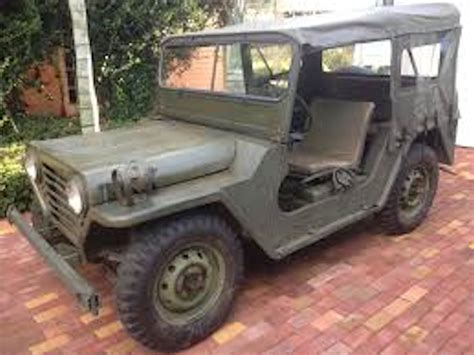 m151a1 jeep m151a1 front harness vintage wiring