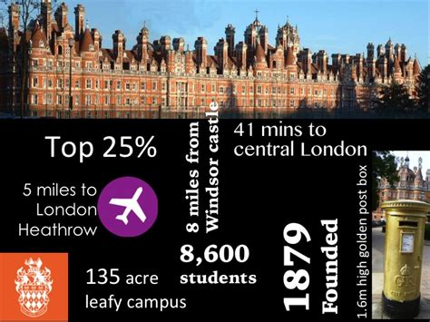 Rhul Mba by Mbadirector Royal Holloway Mba Infographic