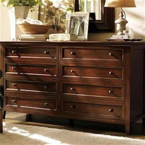 hudson wide dresser pottery barn from pottery barn