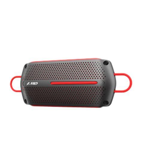 Speaker Bluetooth F D buy f d w12 bluetooth speaker black at best price